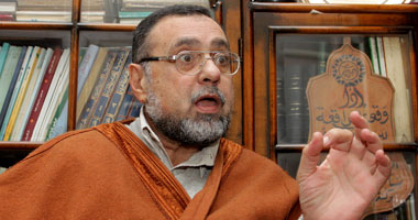 الكاتب الصحفي الكبير مجدي حسين