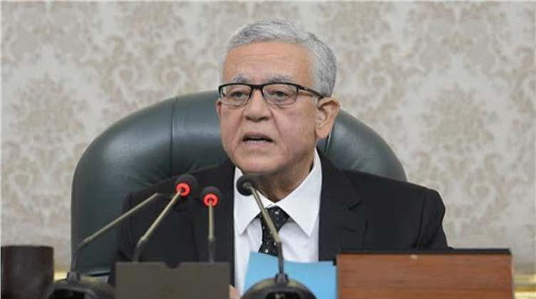 رئيس مجلس النواب حنفي جبالي