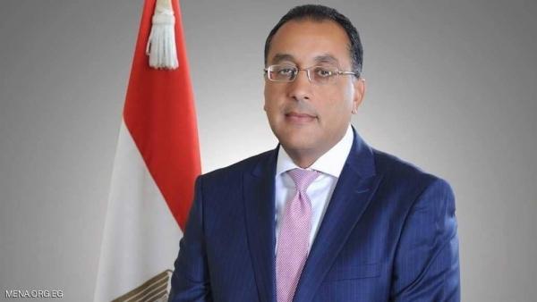 وصل رئيس الوزراء المصري مصطفى مدبولي
