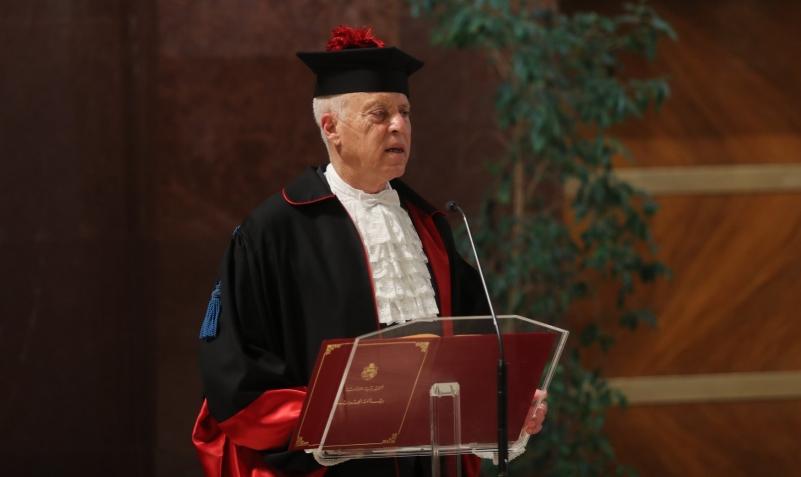 رئيس الجمهورية يتحصل على الدكتوراه الفخرية خلال زيارته لروما وتونس تتحصل على تمويل قدره 200 مليون يورو
